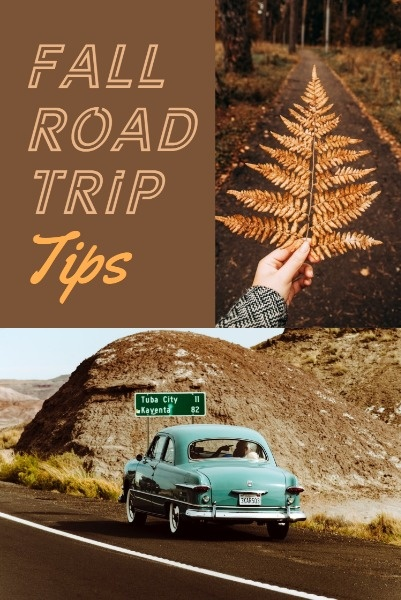 Fall Road Trip Tips