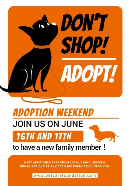 Adoption Weekend