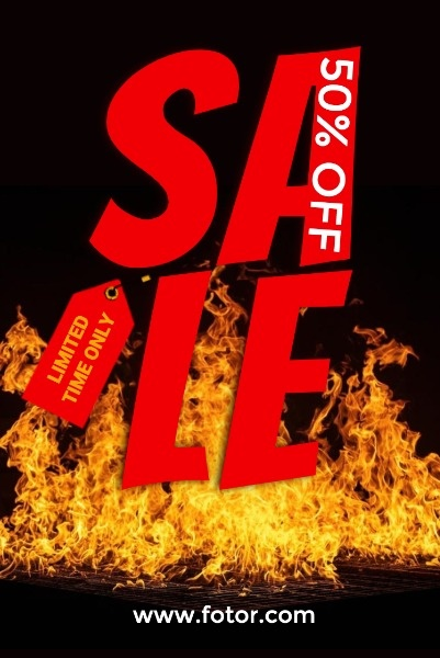 Fire Sale And Discount