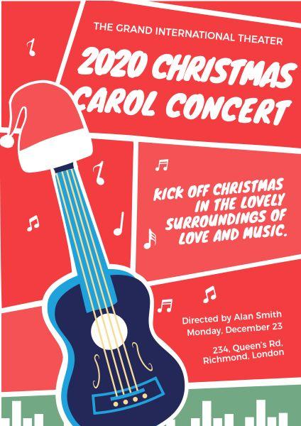 2020 Christmas Carol Concert