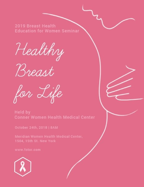 healthy breast for life program maker design personalized program