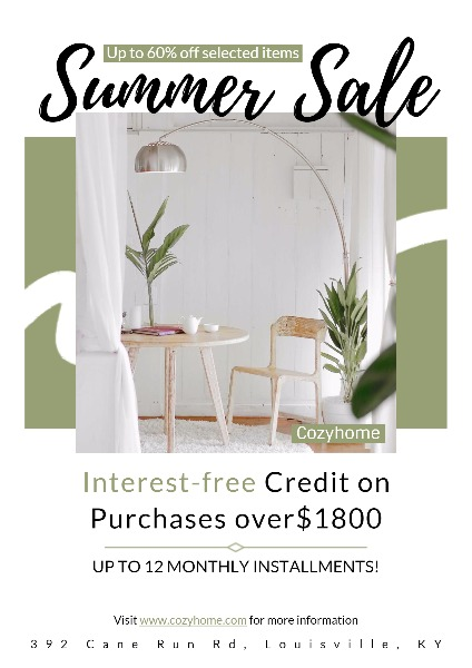 Photo summer sale