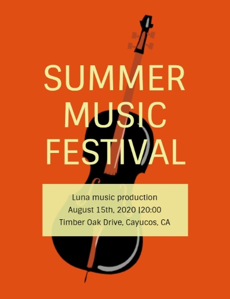Summer Guitar Music Festival