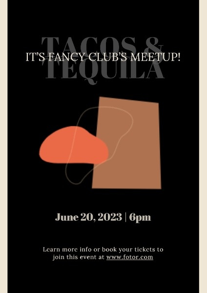 Black Taco And Tequila Meetup