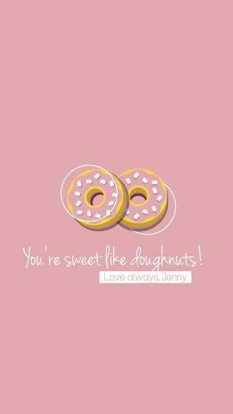 甜甜圈(ins story)_HYX_20200403