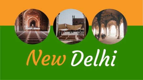 Trip to Delhi