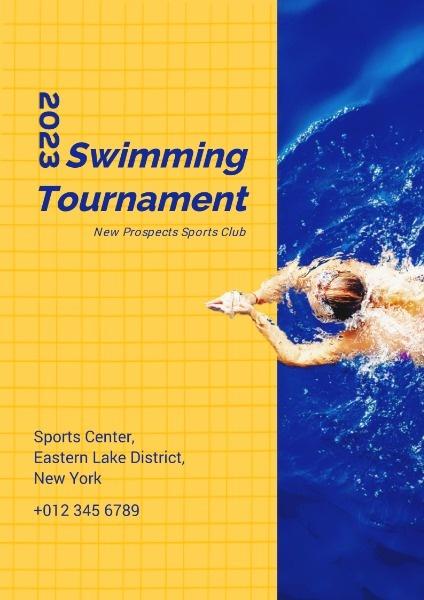 Swimming Tournament