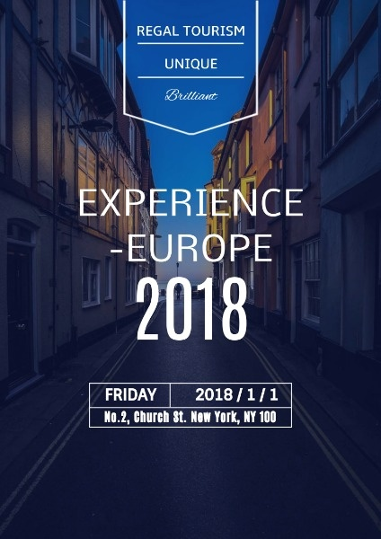 EXPERIENCE -EUROPE
