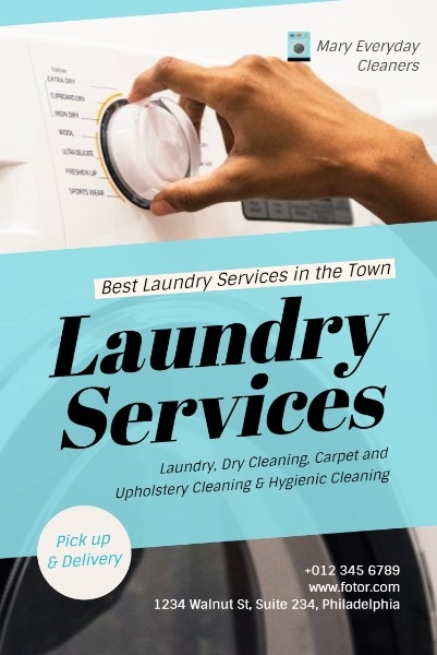 Local Laundry Service
