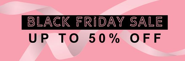 Pink Black Friday Sale Email