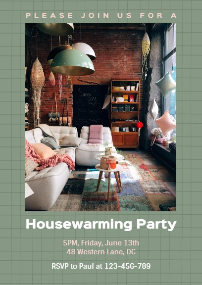 Housewarming Party
