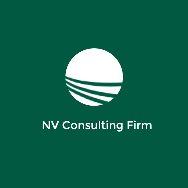 Round Consulting Firm Logo