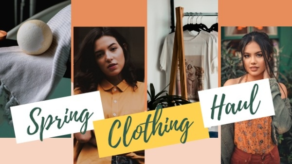 Spring Clothes Haul
