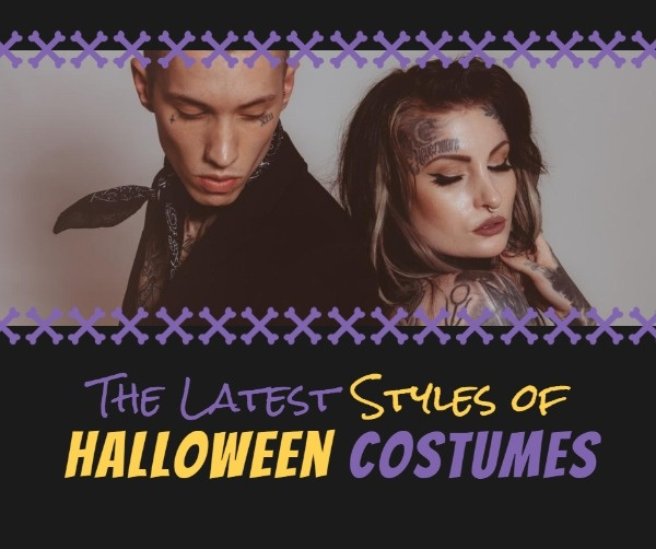 Halloween Costume Styles