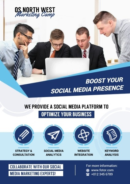 Social Media Marketing Business Training