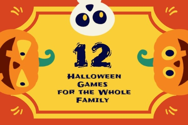 Halloween Games For The Family