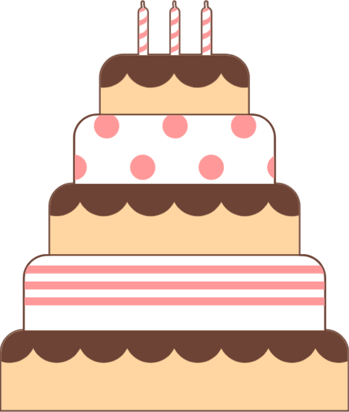 Free Online Cake Birthday Vector For Design Sticker Ccdbb2