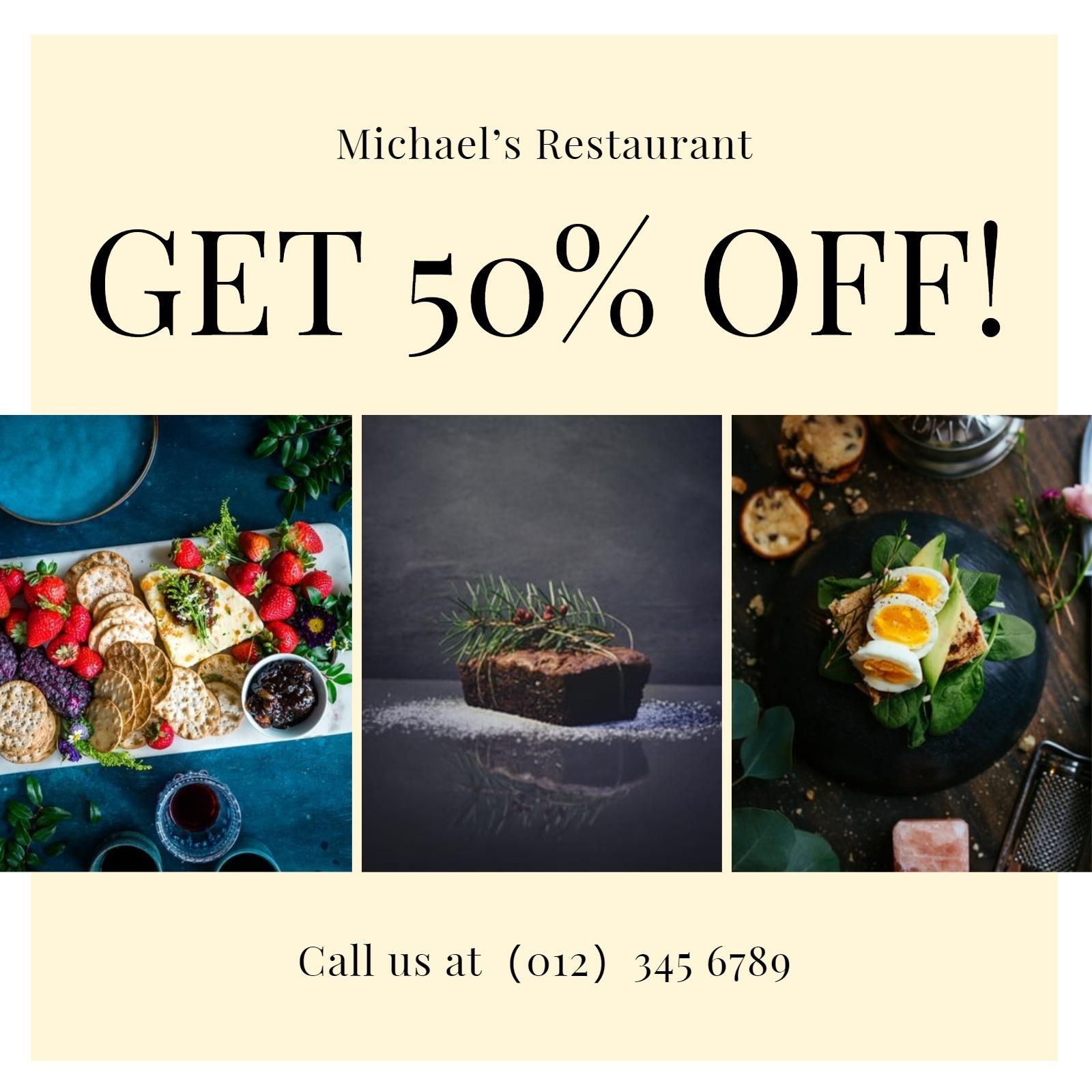 Restaurant Dinner Discount2