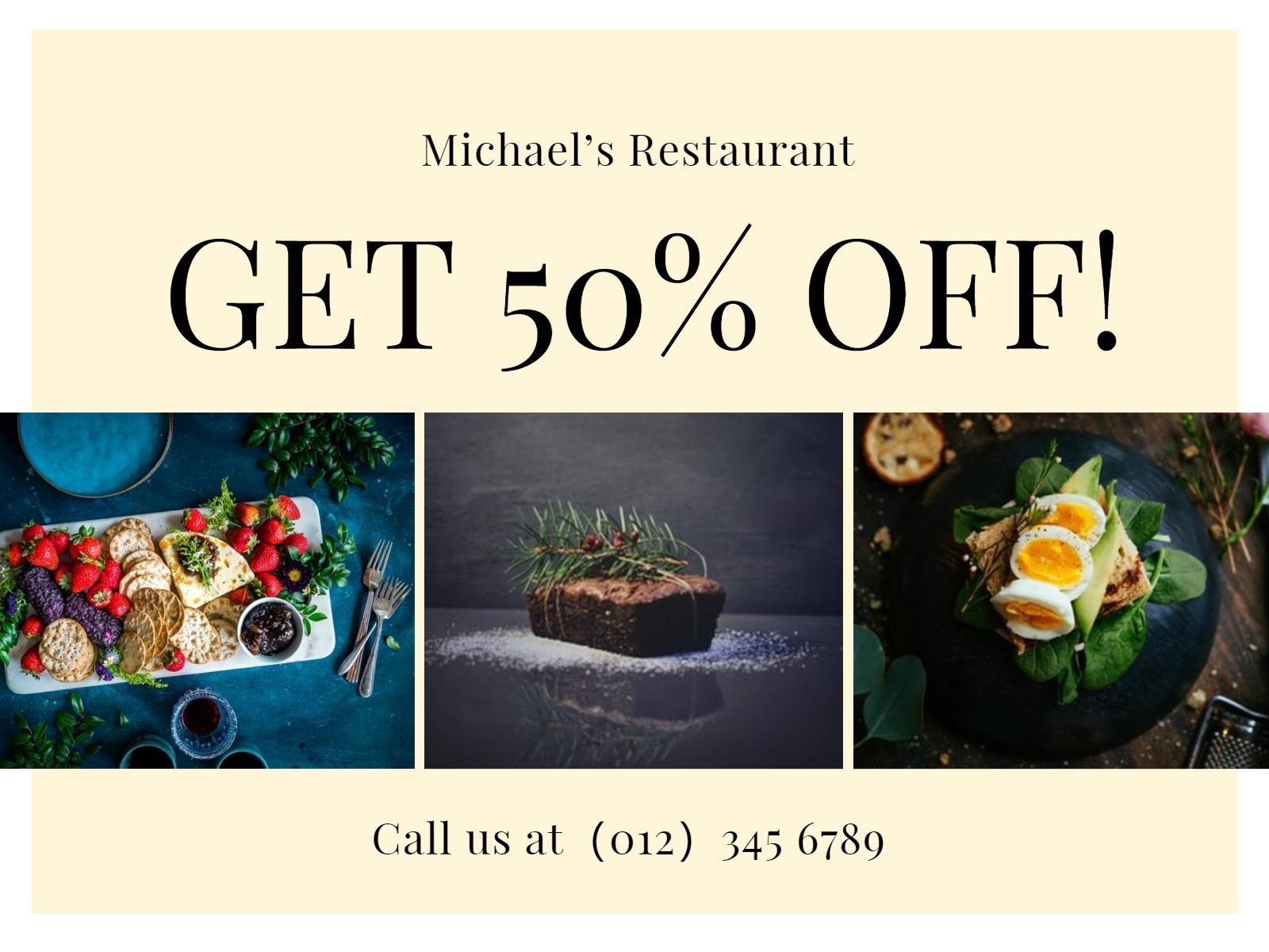 Restaurant Dinner Discount3