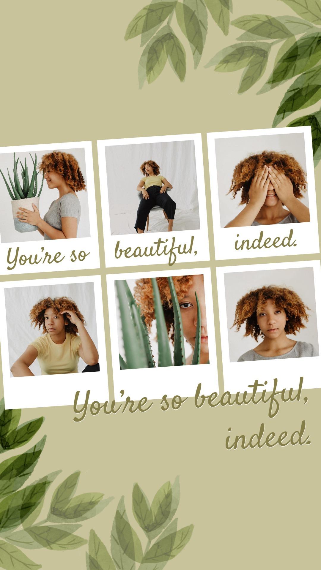 Beautiful Life Collage