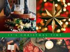 Festive Christmas Collage