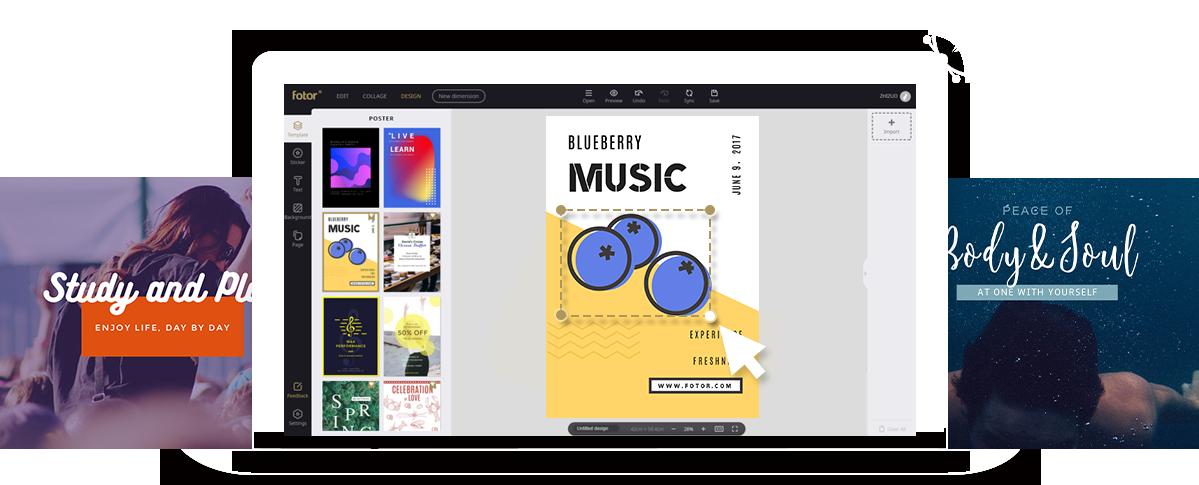 Graphic Design Fotor Online Graphic Design Tool
