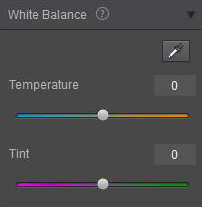 picture white balance tool