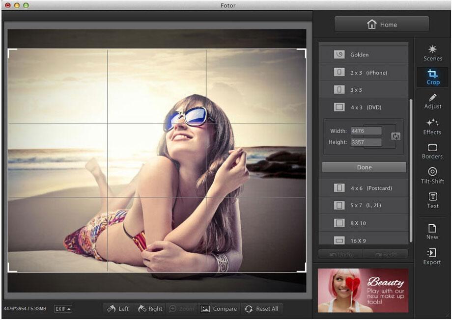 fotor photo editing software free download