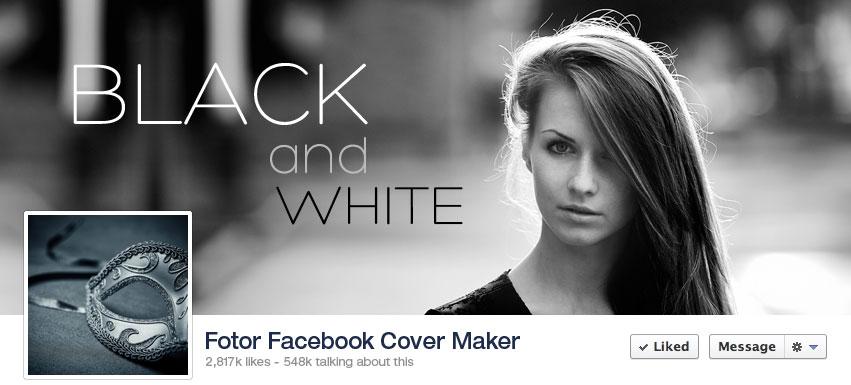 Capas Para Facebook Criar Capa Para Facebook Online Grátis Fotor