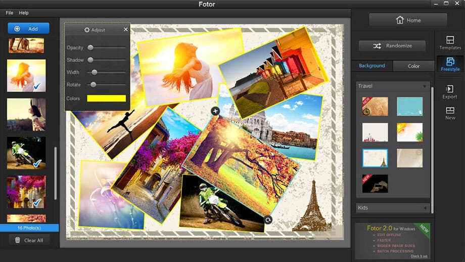 Fotor | Fotor for Windows User Guide