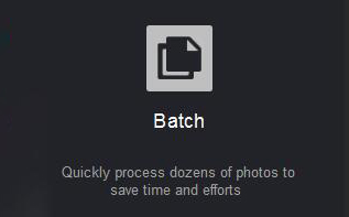 Fotor photo editor batch processing